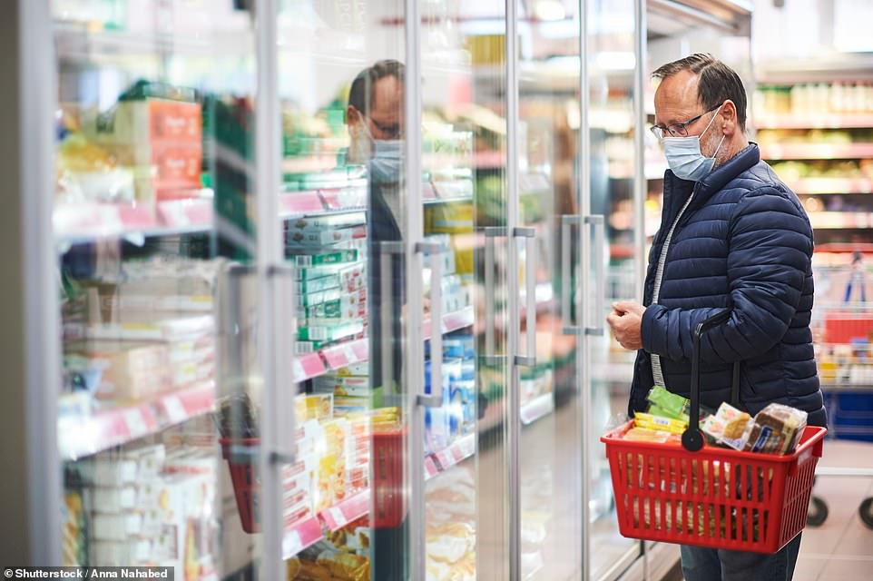 Food industry experts warned shoppers to brace themselves for an increase of 'four or five per cent' by the end of November followed by a similar rise in January