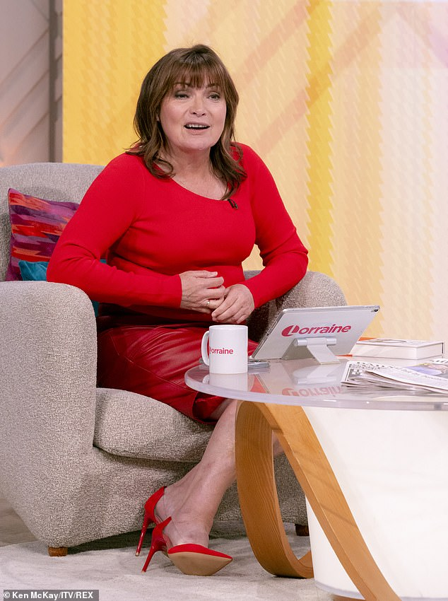 Chikoo!  Lorraine Kelly mocked Brooklyn Beckham's toe-curling cooking segment on The Today Show after it was brutally mocked by the audience.