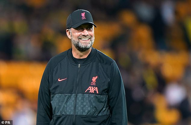 Liverpool's Jurgen Klopp says the one player he would have loved to coach is Steven Gerrard