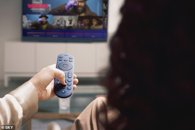 Customers will be able to create a personalized playlist of their favorite shows and movies using a new button on the remote, while a live 'restart' function lets you watch content from the start.