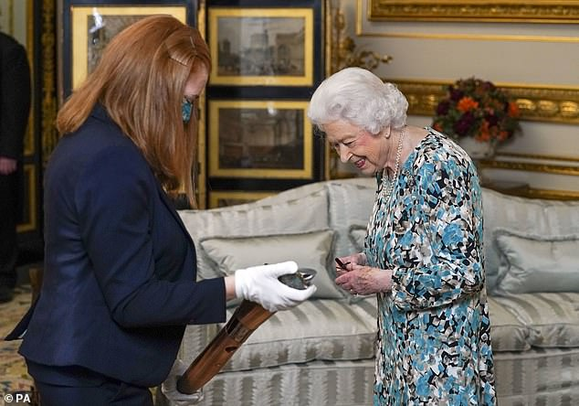 , The Queen is seen for first time since Sheikh phone tap scandal as she leaves Windsor Castle, The Today News USA