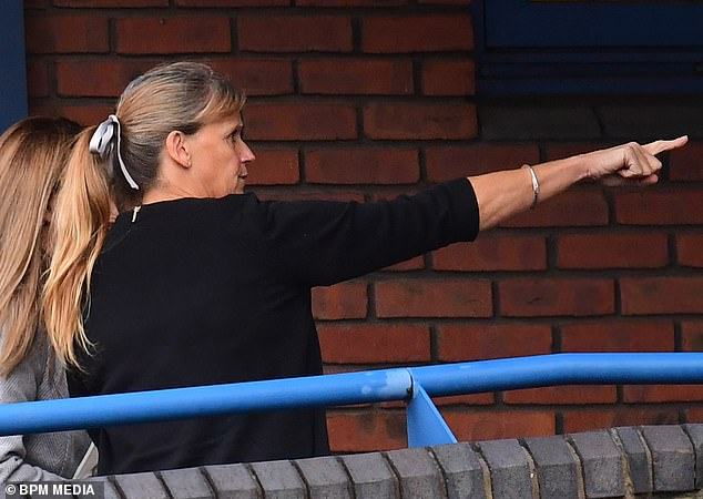 Veronica Green (pictured), 58, is accused of six offences against two young girls, dating back more than 40 years, when she was a teenager living in North Staffordshire