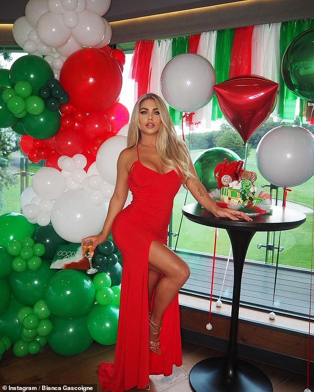 , Bianca Gascoigne steps out after rehearsals for Dancing With The Stars Italy, The Habari News New York