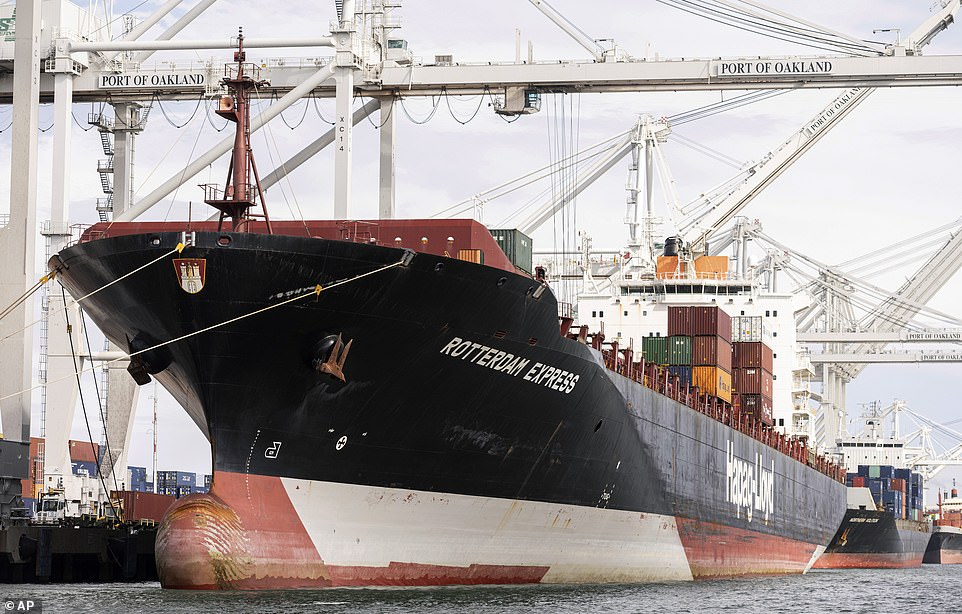 , Is German cargo ship responsible for California oil spill?, The Today News USA