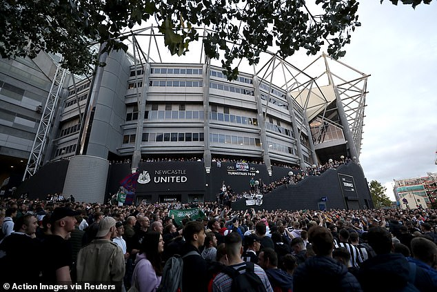 Fans returned in their droves at news of the Saudi takeover and the end of Mike Ashley's tenure