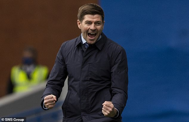 Rangers boss Steven Gerrard is also said to be intrigued by what is set to happen at St James'