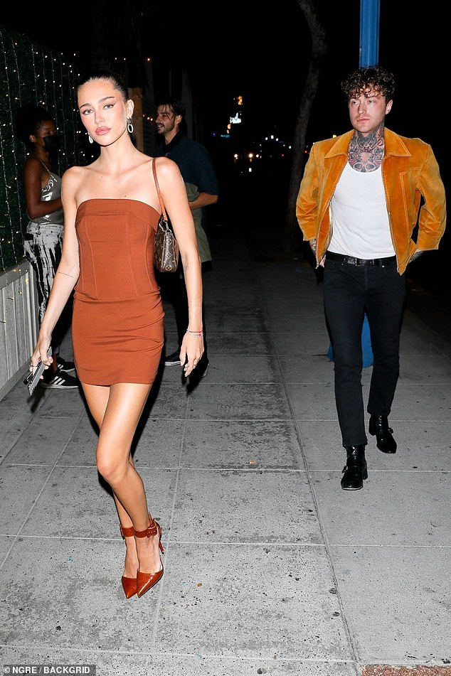 , PICTURE EXCLUSIVE: Delilah Belle Hamlin shows off her phenomenal figure, The Today News USA
