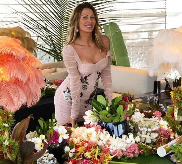 Kirsty Bertarelli, from UK beauty queen to billionaire's wife | Daily Mail  Online