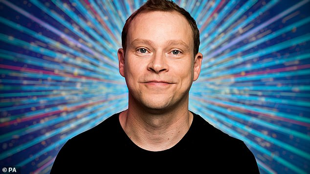 HEALTH: Robert Webb reveals he was barely able to walk last year after emergency surgery for a congenital heart defect