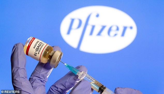 Les parents qui ont signé l'avis juridique ont déclaré qu'ils s'inquiétaient des effets à long terme du vaccin Pfizer sur la santé (stock image)