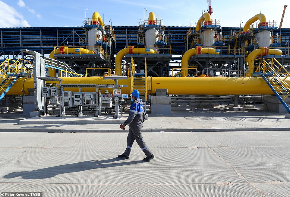 , Shutdown for winter: UK Steel says rocketing energy costs could 'strangle' production, The Today News USA