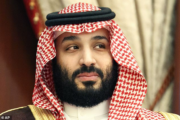 Saudi Arabia's Crown Prince Mohammed bin Salman has been criticised for the country's rights record