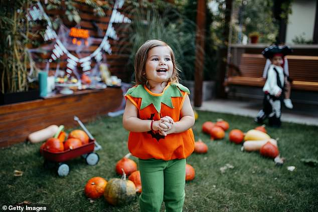 Trading Standards supervisor Ian Smith advises parents to check the label of Halloween costumes and look for a UKCA or CE certification mark to ensure it has been tested and safe for children to wear