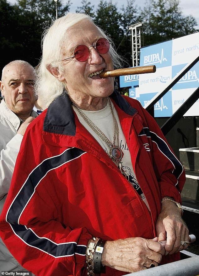 Shocking:Savile, who rose from a humble working-class upbringing to become one of British television's biggest stars, passed away aged 84 in 2011