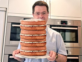 #fourovens went viral, but Mr Brokenshire took with typical humour
