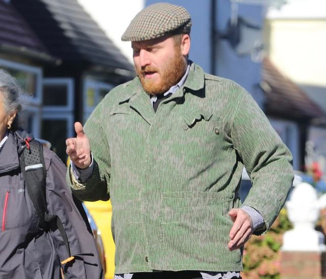 Insulate Britain ringleader Liam Norton (pictured above), 36, who stormed off national TV after he was criticised by Susannah Reid for failing to practice what he preaches, lives in a flat with astonishingly poor eco-credentials, the MailOnline can reveal