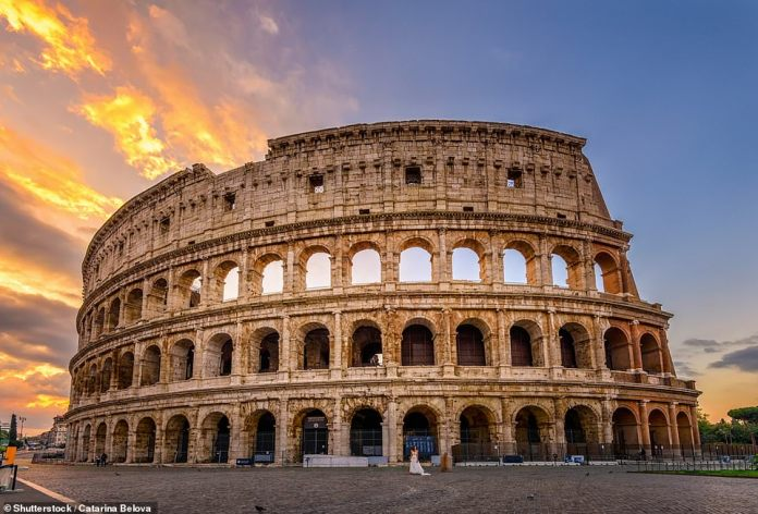 Rome'sColosseum is one of the city's must-see sights. It was the largest amphitheatre ever built by the Roman Empire