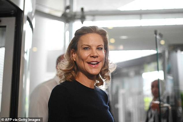 Co-owner Amanda Staveley says he has ambitions like Manchester City and PSG