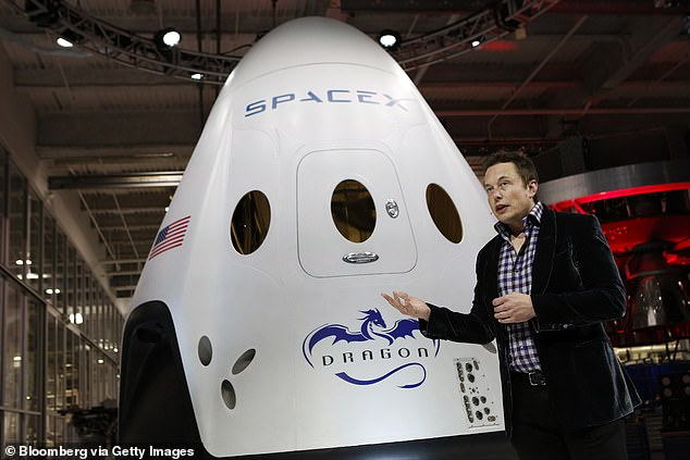 Investors sold $755 million worth of SpaceX shares at $560 per share.  The $100 billion valuation for the Musk-led company is a 33% increase from February