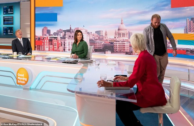 Last week Norton told TV presenter Susannah Reid the lack of insulation at his own home was not relevant when she challenged him during a live interview on Good Morning Britain
