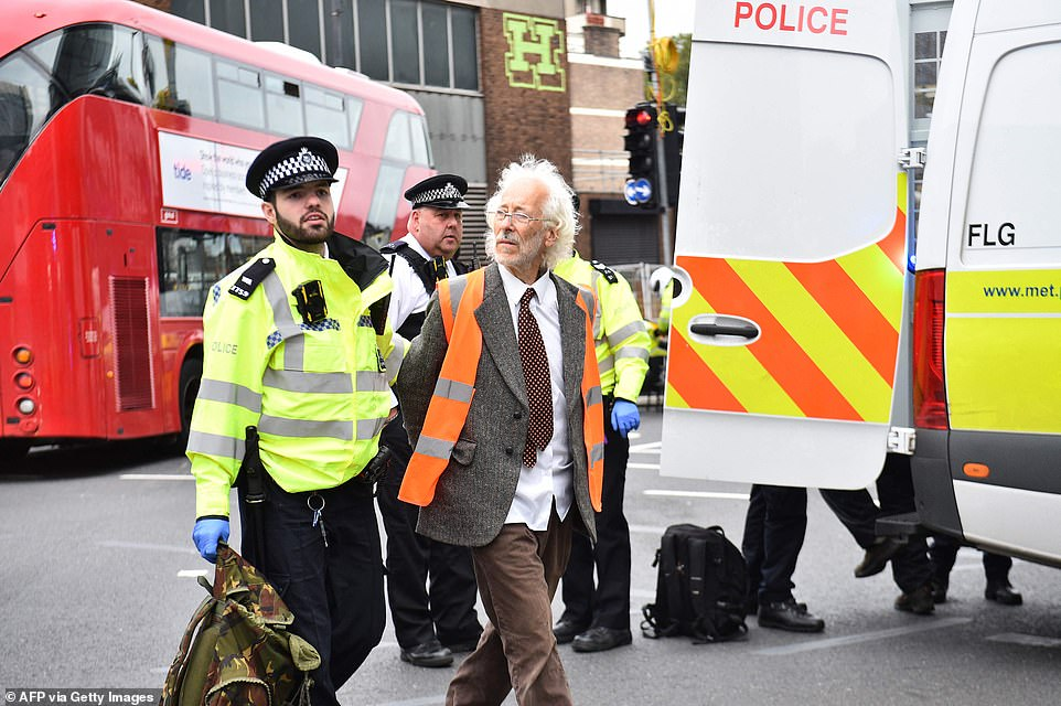 , TFL gets High Court injunction banning eco mob from protesting at 14 locations in capital, The Today News USA