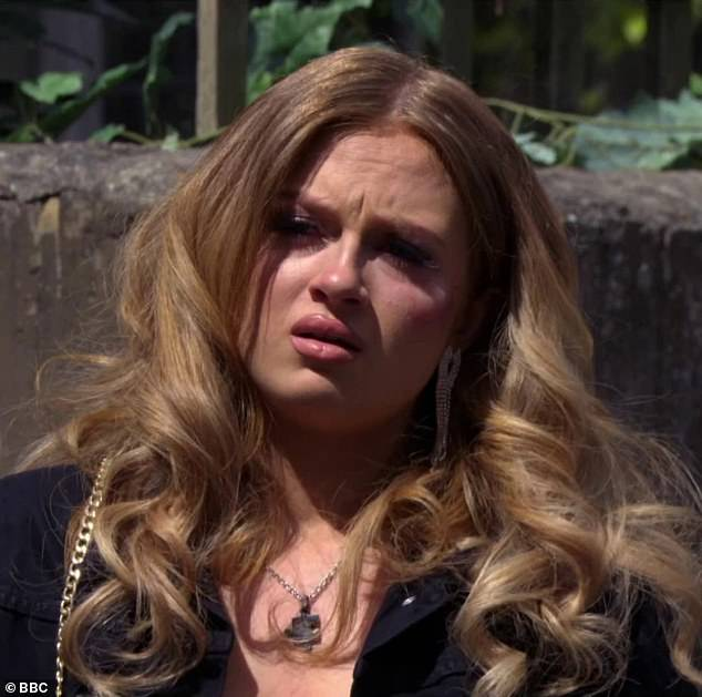 End of an Era: On Friday, Macy announced that she has left her role as Tiffany Butcher on the BBC soap after 13 years on the show.