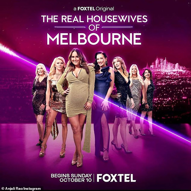 Almost here!The fifth season of The Real Housewives of Melbourne premieres on Foxtel on October 10