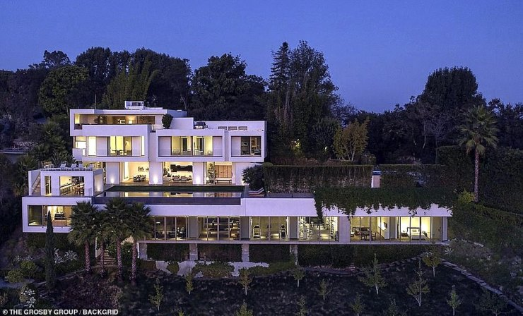 Real estate investor: The Daily Show host Trevor Noah is selling his lavish six-bedroom Bel Air mansion with a 15-by-60-foot infinity-edge pool, which he just bought nine months ago for $27.5 million, according to Dirt.com
