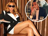 Beyonce shares MORE sexy snapshots from her and husband Jay-Z's time in London