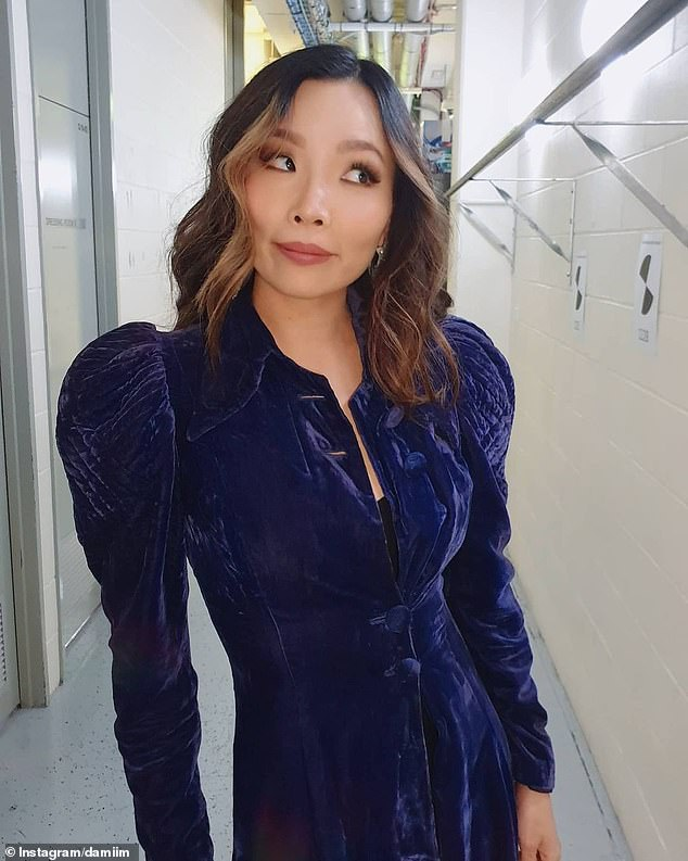 'I¿m just not sure if next year is going to be the one for me': The 32-year-oldKorean-born Australian singer revealed she was unsure whether or not she would be attending Eurovision 2022 but said she would be following it closely