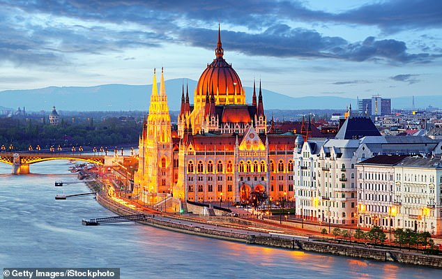 Highlights: You'll fly to Budapest where your 7-night deluxe cruise begins