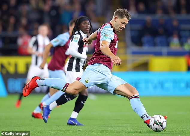 James Tarkowski is one of the names tipped to become Newcastle's first signer of the new era