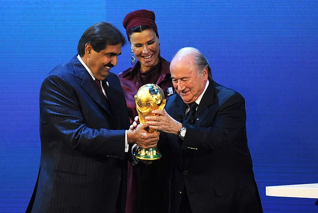 The gulf state saw off stern competition to win the hosting rights for the 2022 tournament