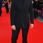 Matt Smith looks dapper in a black suit at the UK premiere of his movie Last Night In Soho💥👩💥💥👩💥