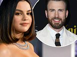 Selena Gomez's fans speculate that she is dating Chris Evans