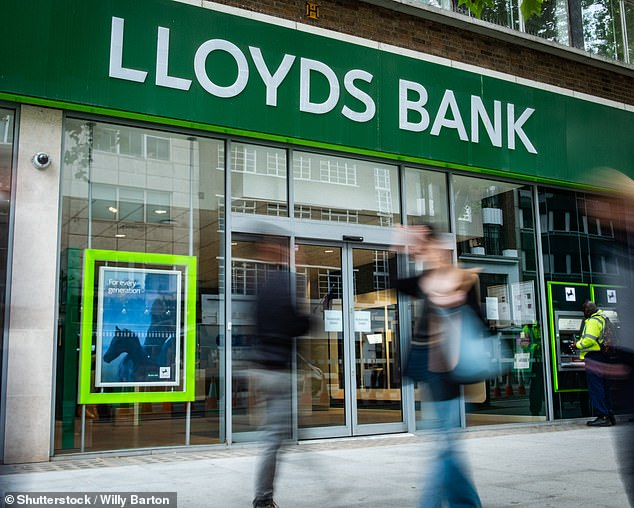 Challenge:The bank's wealth and insurance boss Antonio Lorenzo revealed that billions of pounds flows out of Lloyds to companies such as Hargreaves Lansdown
