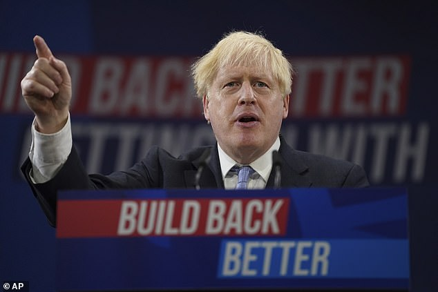 Boris Johnson's vision of a high-wage, high-output, better balanced society is fine – we all want that – but the rough reception the Prime Minister's speech to the party conference got from business should be a serious warning to him and his colleagues