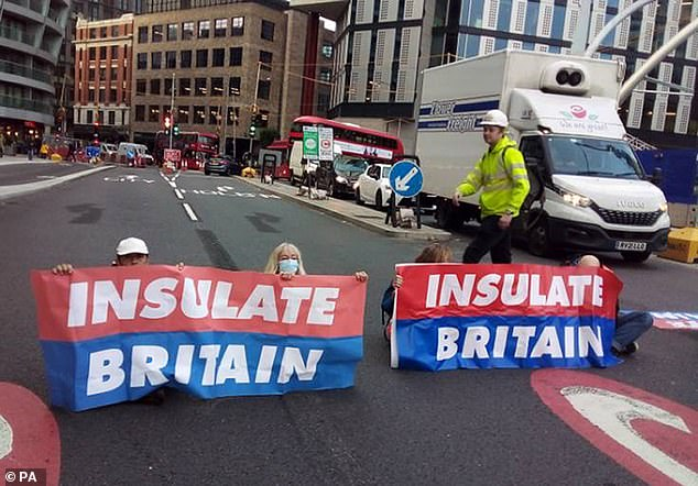, Insulate Britain gives Boris Johnson ultimatum or they will 'unleash hell', The Today News USA