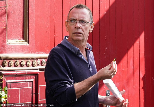 The deal: ITV owners are believed to be thrilled that Adam, who is currently taking an 'extended break' from his role as Ian Beale (pictured) on EastEnders, will appear in the reality series