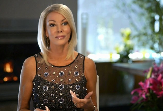 Not true? The Real Housewives of Melbourne's Janet Roach (pictured) has rubbished claims the new cast members weren't prepared for the drama