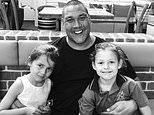 Geoff Huegill and new partner 'quietly welcome' a baby boy