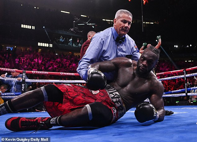 , Tyson Fury was LOSING to Deontay Wilder at the halfway point of trilogy fight, The Today News USA