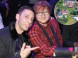 Example reveals Ed Sheeran makes friends wear Sons of Anarchy biker jackets when drinking in his pub