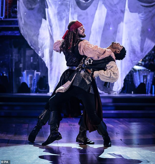 , Strictly Come Dancing fans are left in tears over Johannes Radebe's waltz with Kai Widdrington, The Today News USA