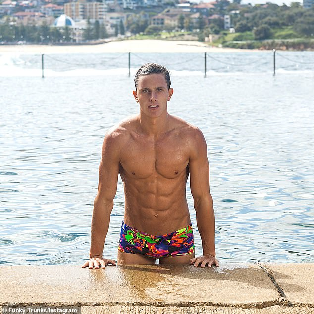 Model:Kurt is no stranger to flaunting his incredible physique on Instagram and has even appeared in several advertising campaigns