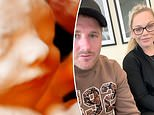 Married At First Sight's Melissa Rawson and Bryce Ruthven share video scan of their twin babies