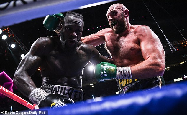 Fury's performance in three encounters with Wilder ranks him among heavyweight greats