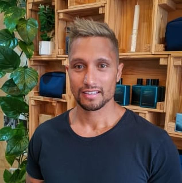 Looking for his blue tick? Like Kurt, Bondi-based photographer Beau Tauwhara, who has 109,400 followers on Instagram, was also spotted in an extended trailer for The Bachelorette