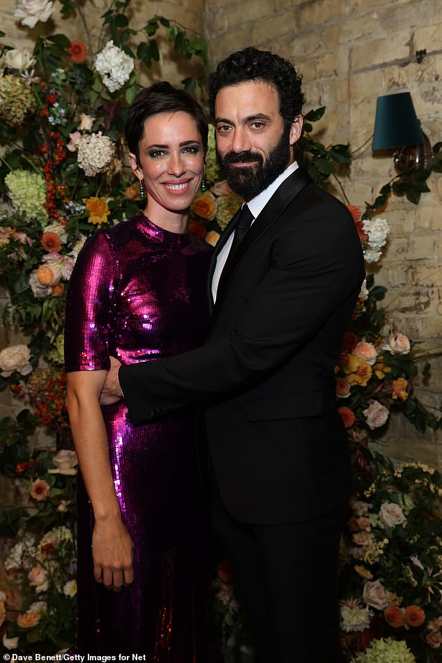 , Rebecca Hall attends the premiere of Passing at the London Film Festival with Ruth Negga, The Habari News New York