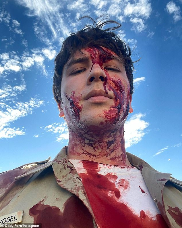 Hello again! Cody previously played roles in American Horror Stories (pictured), AHS: 1984, AHS: Apocalypse, as well as The Assassination of Gianni Versace: American Crime Story
